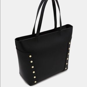 61494756e Ted Baker Bags - TAMIKO Studded edge leather shopper bag